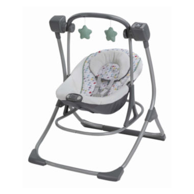 jcpenney.com | Graco® Cozy Duel Swing and Rocker - Lambert
