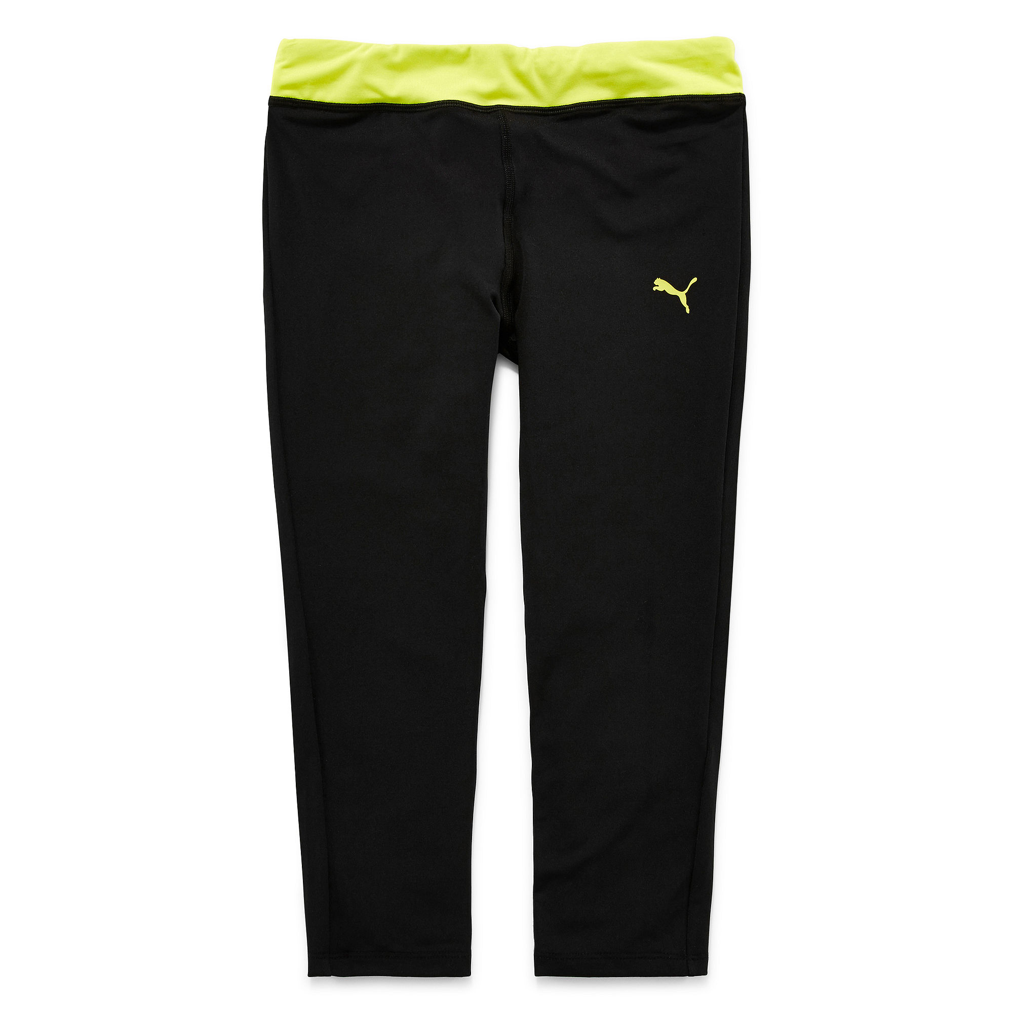 Puma Athletic Tech Capri Pants - Girls 7-16 plus size,  plus size fashion plus size appare