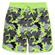 Arizona Camo Swim Trunks - Toddler Boys 2t-5t