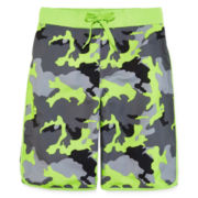 Arizona Camo Swim Trunks - Boys 8-20 and Husky