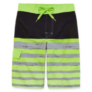 Arizona Striped Swim Trunks - Boys 8-20