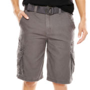 Wearfirst Belted Cargo Shorts