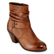 CL By Laundry Lainey Slouchy Booties