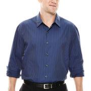Van Heusen® Sateen Stripe Woven Shirt - Big & Tall
