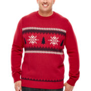 Dockers® Holiday Sweater - Big & Tall