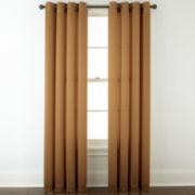 Royal Velvet® Hilton Grommet-Top Curtain Panel