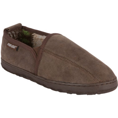 jcpenney.com | MUK LUKS® Eric Printed Suede Slippers