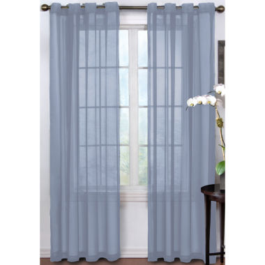 jcpenney.com | Arm & Hammer™ Curtain Fresh™ Odor-Neutralizing Sheer Panel
