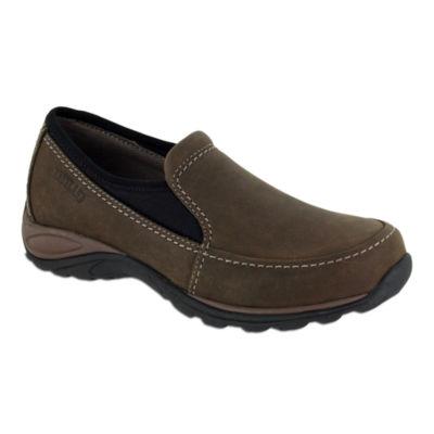 Eastland Sage Slip On Brown Leather D53s4718