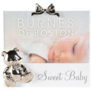 Burnes of Boston® Sweet Baby Tabletop Picture Frame