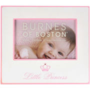 Burnes of Boston® Little Princess Tabletop Picture Frame