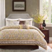 Madison Park Brenton Medallion 7-pc. Comforter Set