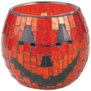 WoodWick® Mosaic Spooky Pumpkin Candle