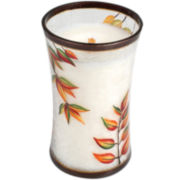 WoodWick® Large Crackle Pumpkin Butter Candle