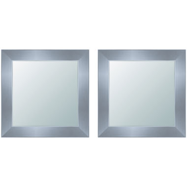 jcpenney.com | PTM Images™ Set of 2 Stainless Mirrors Wall Art