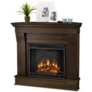 Chateau Corner Fireplace