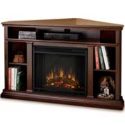 Churchill Corner Entertainment Fireplace