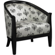 Scottie Upholstered Club Chair