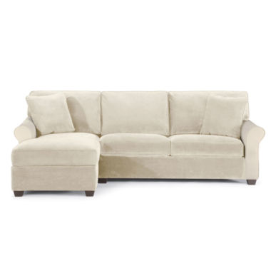 jcpenney.com | Fabric Possibilities Roll-Arm 2-pc. Left-Arm Chaise/Loveseat Sectional