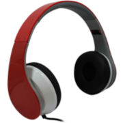 Red Noise Cancelling Stereo Headphones