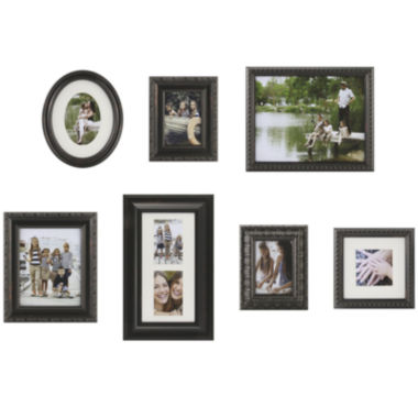 jcpenney.com | 7-pc. Picture Frame Set
