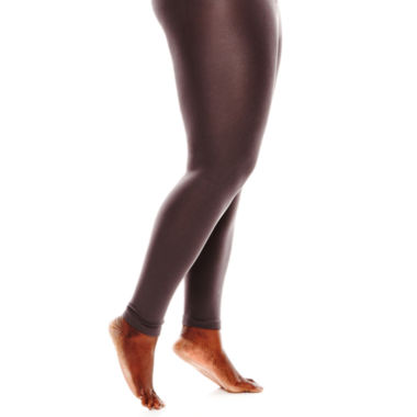 jcpenney.com | Mixit™ Plush Lined Footless Tights