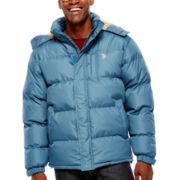 U.S. Polo Assn.® Fleece-Lined Bubble Jacket