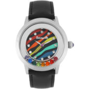 Betseyville® Bright Ideas Crystal-Accent Watch