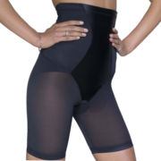 Maidenform Shape Easy Up High-Waist Thigh-Slimmer Shapewear 1455