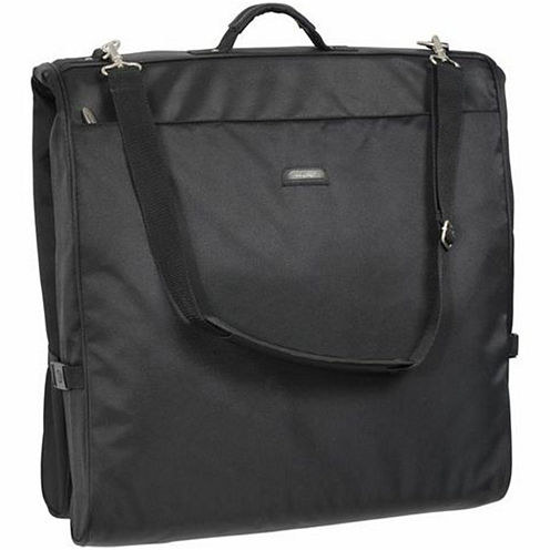 "WallyBags® 45"" Framed Garment Bag with Shoulder Strap"