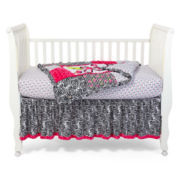 Trend Lab® Zahara Zebra 3-pc. Baby Bedding