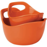 Rachael Ray® 2-pc. Ceramic Mixing Bowl Set