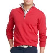 IZOD® Quarter-Zip Sweater