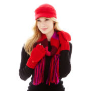 Mixit™ Newsboy Cap, Shaker Scarf or Flip-Top Gloves