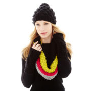 Mixit™ Textured Beanie, Infinity Scarf or Cable Arm Warmers