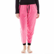 Insomniax® Polar Fleece Sleep Leggings - Plus
