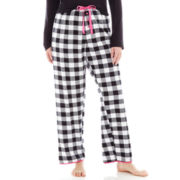 Insomniax® Flannel Sleep Pants - Plus
