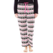 Insomniax® Polar Fleece Sleep Pants - Plus