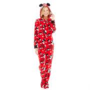 Disney Fleece Onesie Pajamas