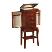 Linon Home Décor Sophie Jewelry Armoire
