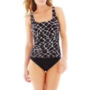 Trimshaper® Debbie 1-Piece Tank Swimsuit
