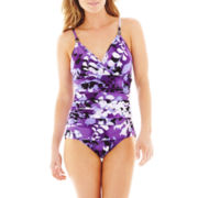 Trimshaper® Mya 1-Piece Tank Swimsuit