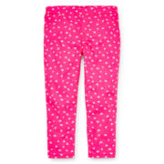 Total Girl® Print Capri Pants – Girls 7-16 and Plus