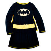 Batgirl Long-Sleeve Nightshirt – Girls 4-12