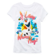 Disney Olaf Graphic Tee - Girls 7-16