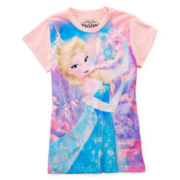 Mighty Fine Short-Sleeve Frozen Graphic Tee – Girls 7-16