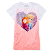 Mighty Fine Short-Sleeve Frozen Graphic Tee - Girls 7-16