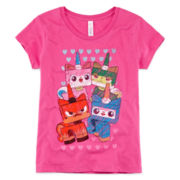 Lego Movie Short-Sleeve Graphic Tee – Girls 7-16