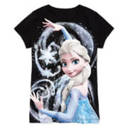 Disney Frozen Graphic Knit Tee - Girls 7-16