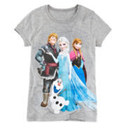 Disney Short-Sleeve Frozen Graphic Tee - Girls 7-16